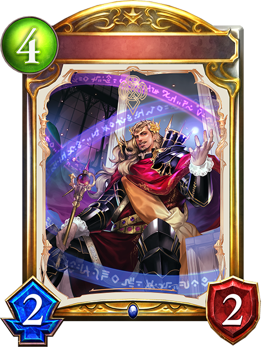 Unevolved Imperator of Magic