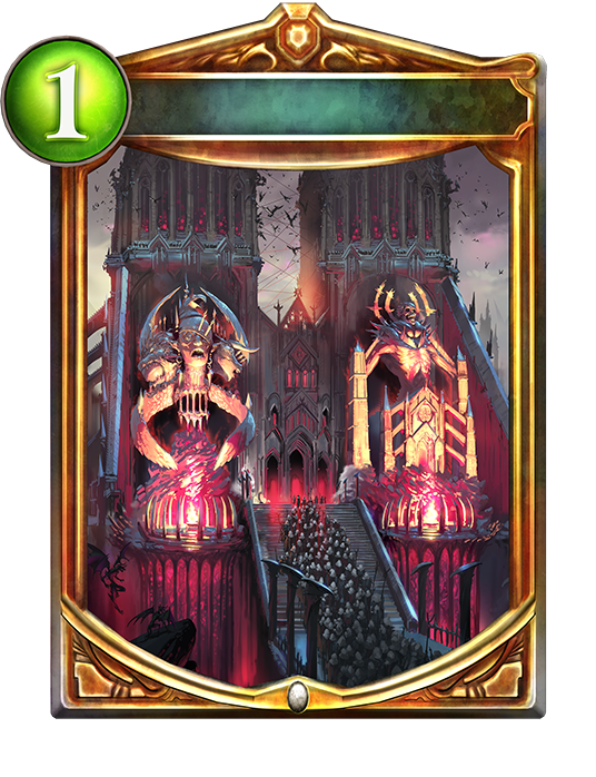 Unevolved Temple of Heresy
