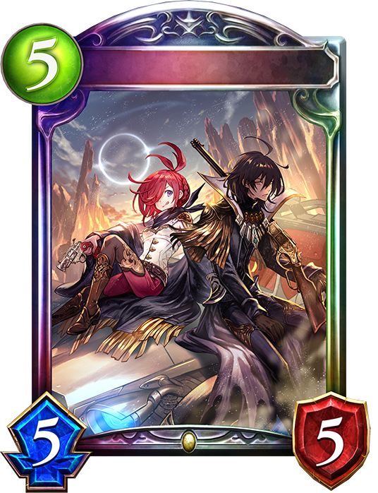 Unevolved Bunny & Baron, Specter Duo