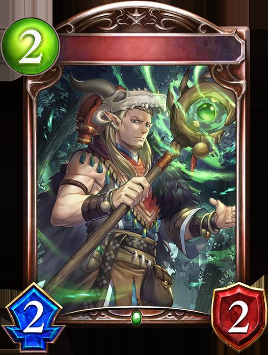 Unevolved Elf Sorcerer