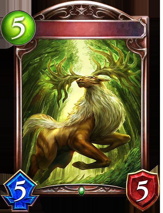 Unevolved Greenwood Reindeer