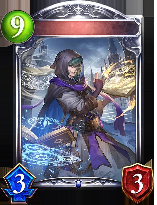 Unevolved Grimoire Sorcerer