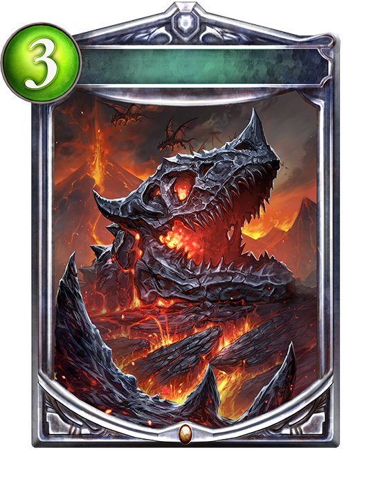 Unevolved Firewyrm Volcano