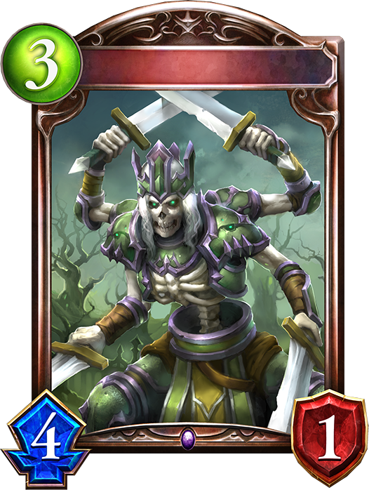 Unevolved Four-Armed Corpseknight