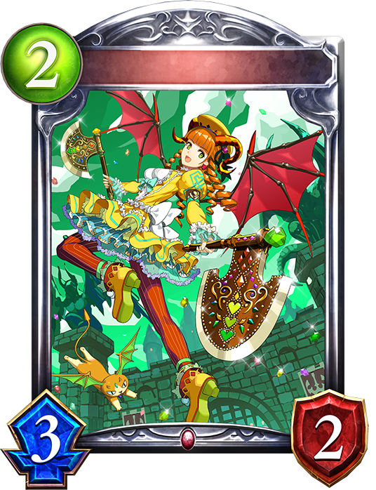Unevolved Jeweled Axe Devil