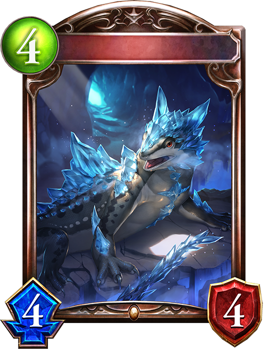 Unevolved Frost Lizard