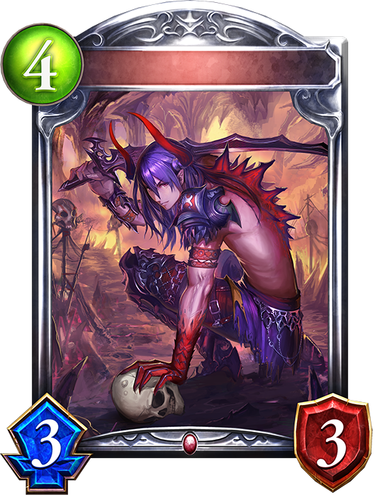 Unevolved Demonic Hunter