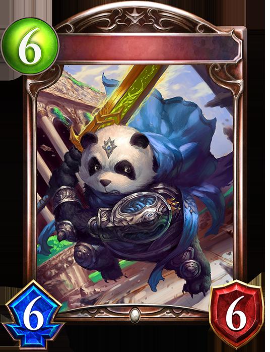 Unevolved Panda Paladin