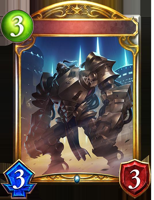 Unevolved Mega Enforcer