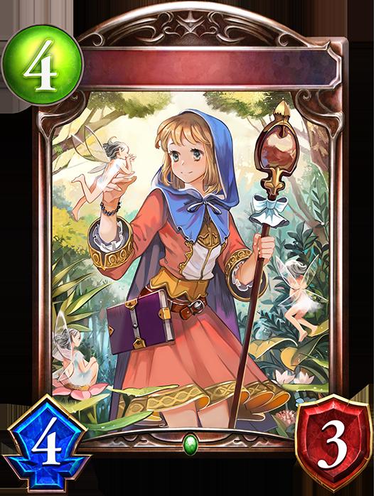 Unevolved Fairy Pathfinder