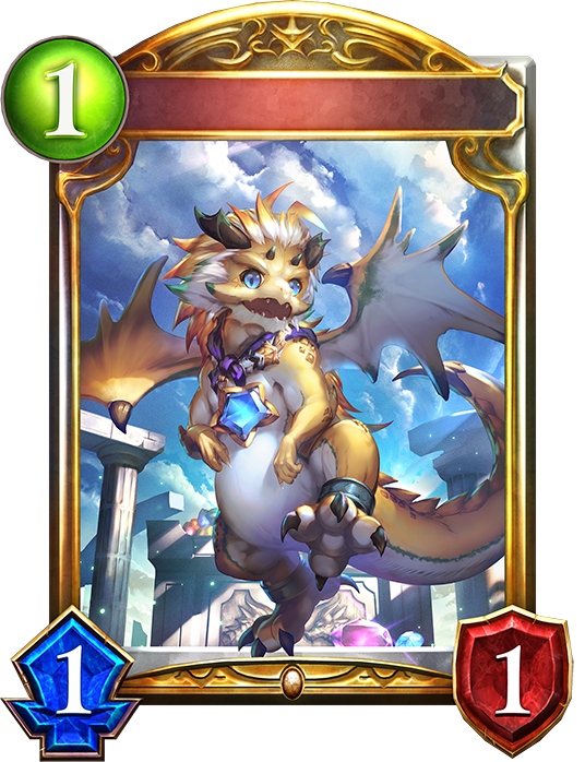 Unevolved Bejeweled Dragon