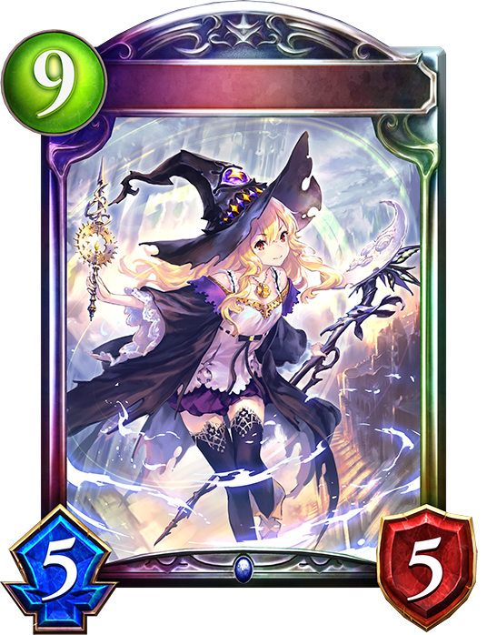 Daria, Dimensional Witch