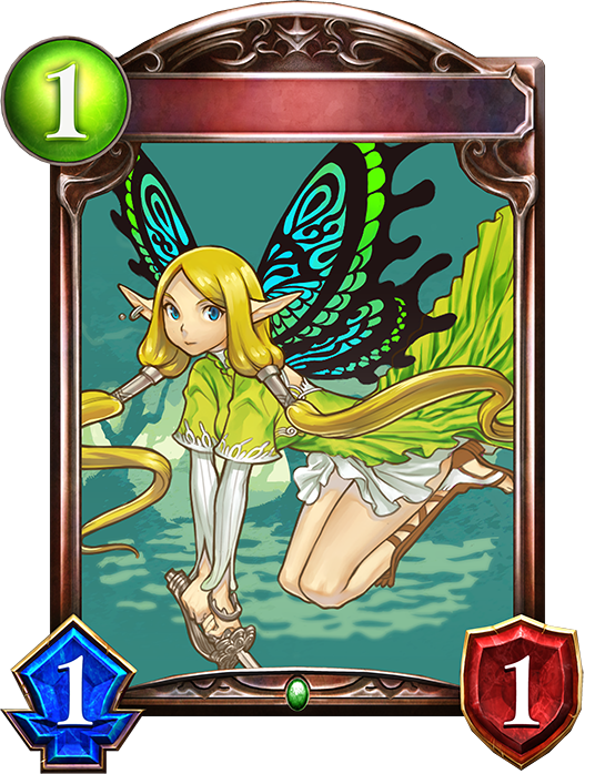 Unevolved Fairy