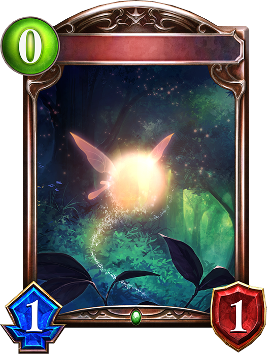 Unevolved Fairy Wisp