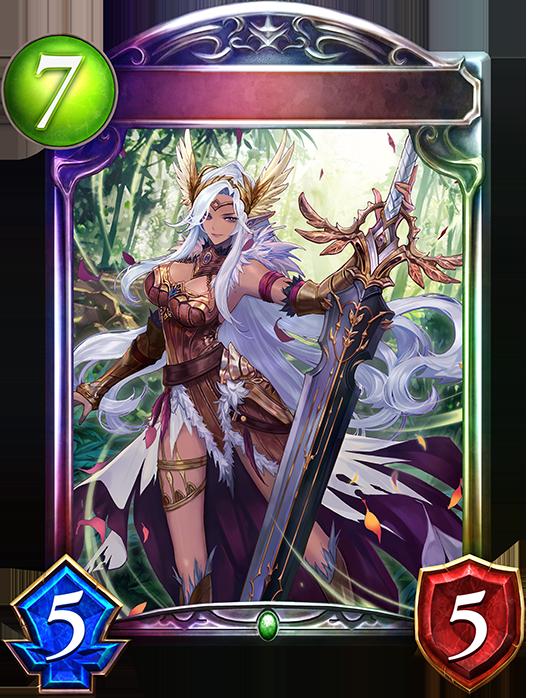 Lymaga, Forest Champion