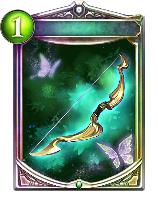 Unevolved Forest Guardian's Bow