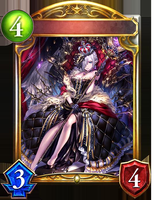 Queen Magnus the Black