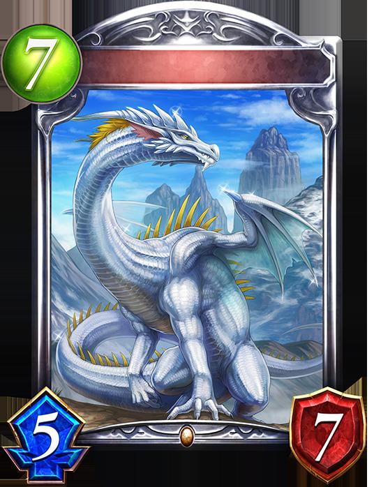 Whitescale Dragon