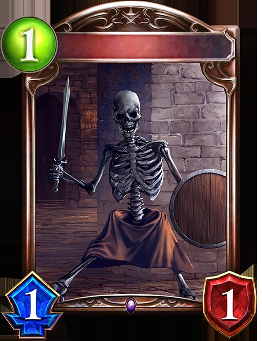 Unevolved Skeleton