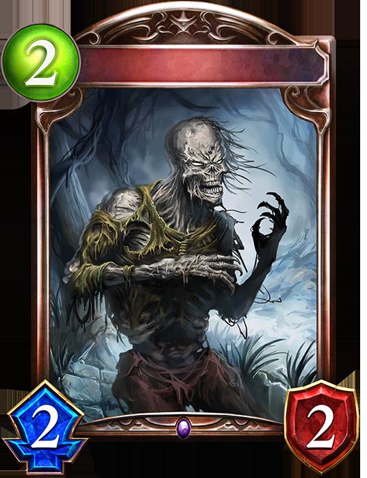 Unevolved Zombie
