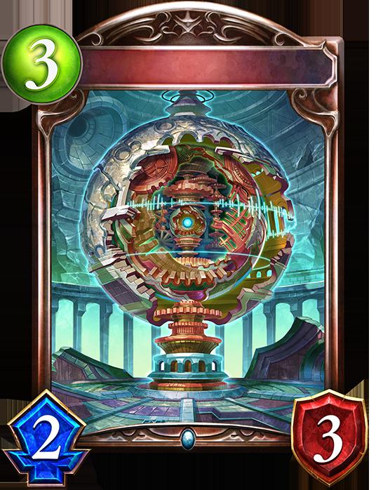 Unevolved Mystic Artifact