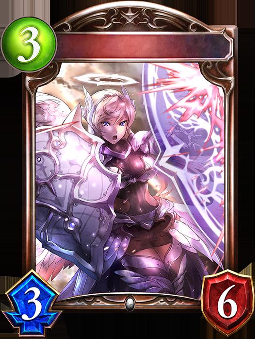 Evolved Shield Angel