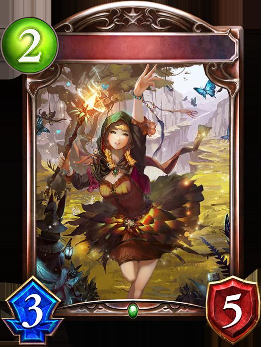 Evolved Fairy Bringer