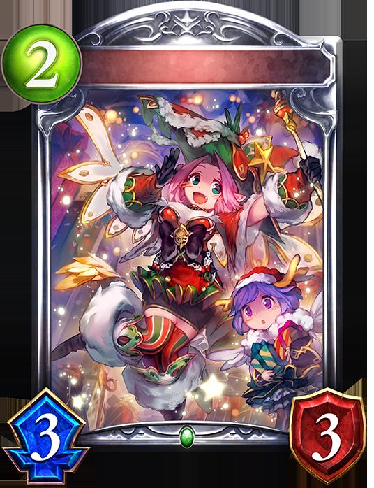 Evolved Blessed Fairy Dancer