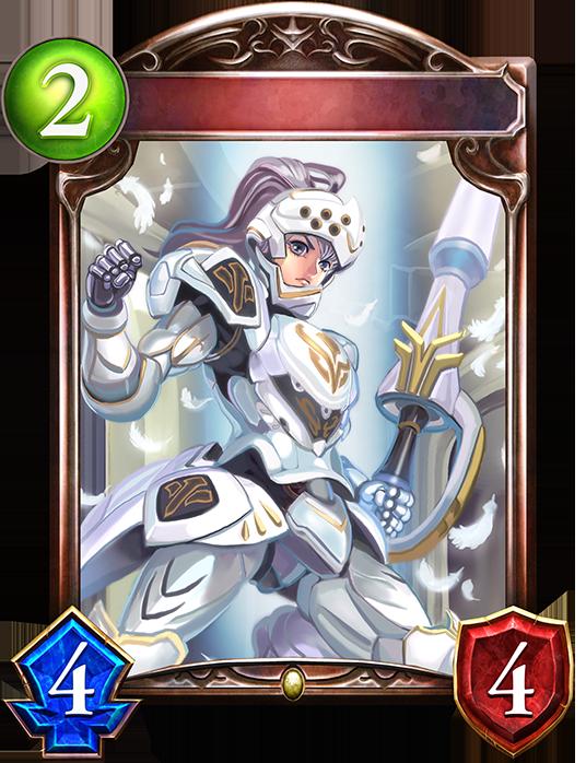 Evolved Veteran Lancer