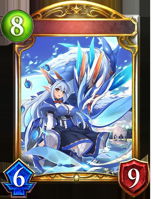 Evolved Dragonewt Charlotte
