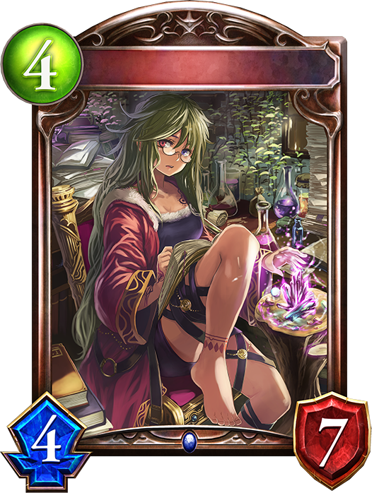 Evolved Veteran Alchemist
