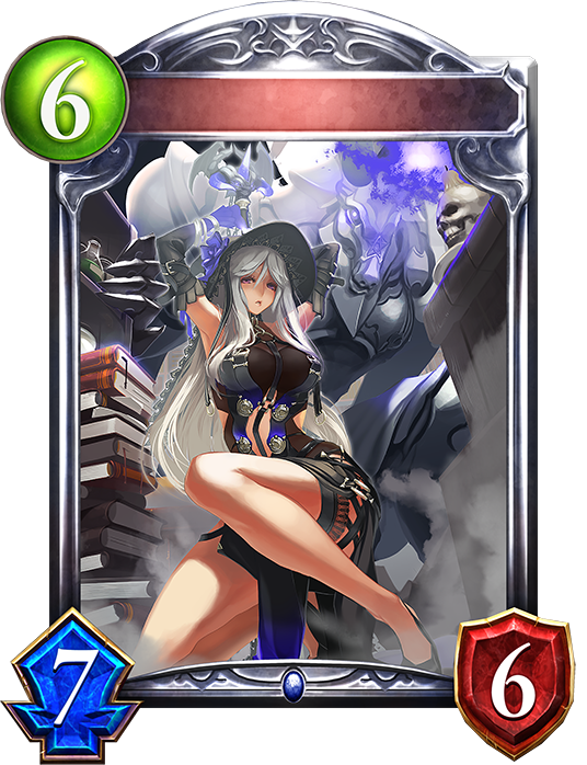 Evolved Witchcrafter Magisa