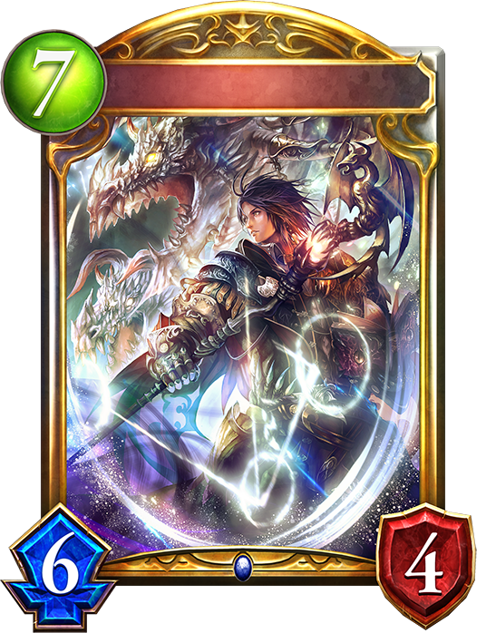 Evolved Dragonbond Mage