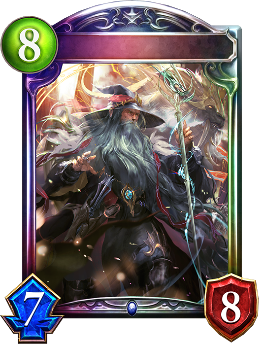 Evolved Arch Summoner Erasmus