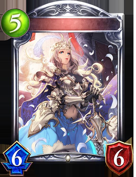 Evolved Shrine Knight Maiden
