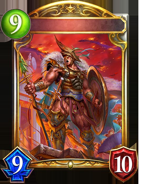 Evolved Leonidas