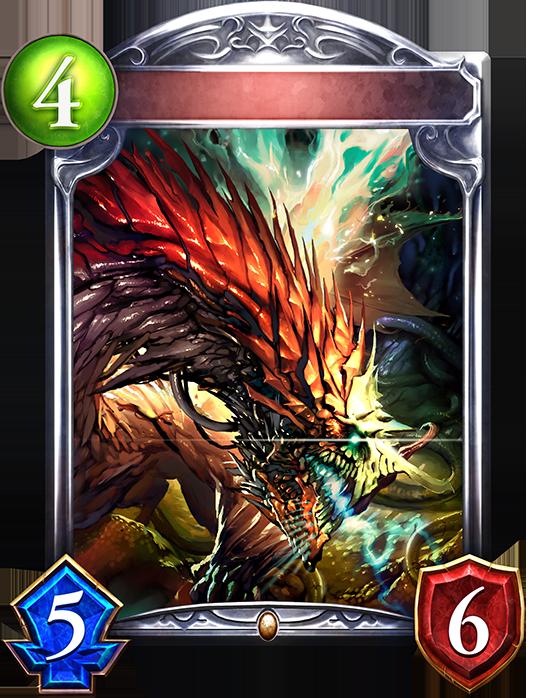 Evolved Pyroxene Dragon