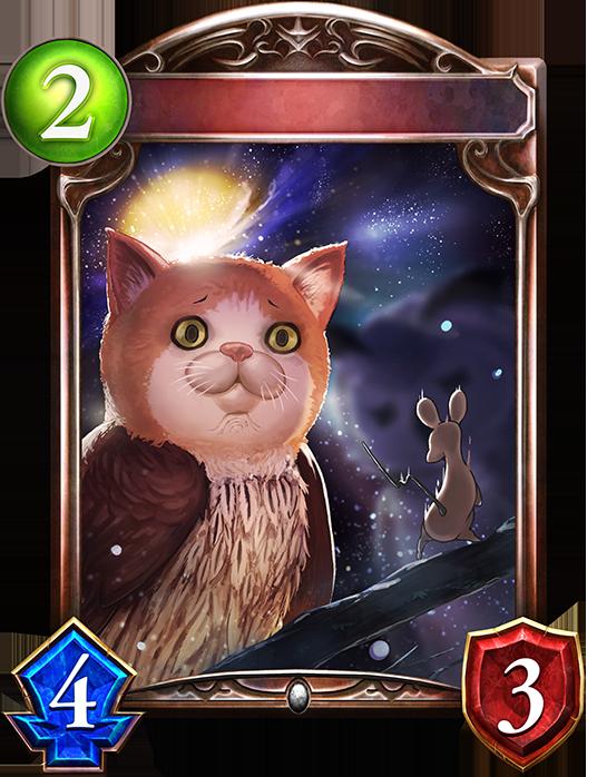 Evolved Owlcat