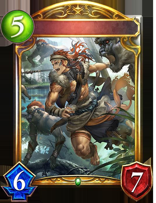 Evolved Jungle Warden