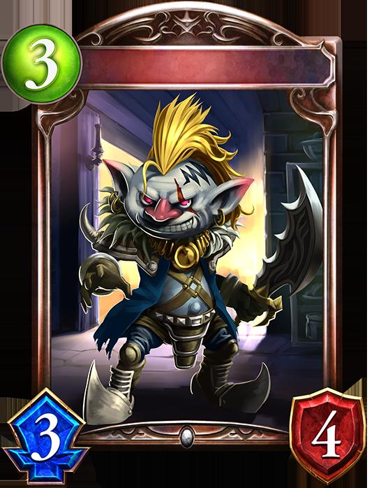 Evolved Goblin Leader