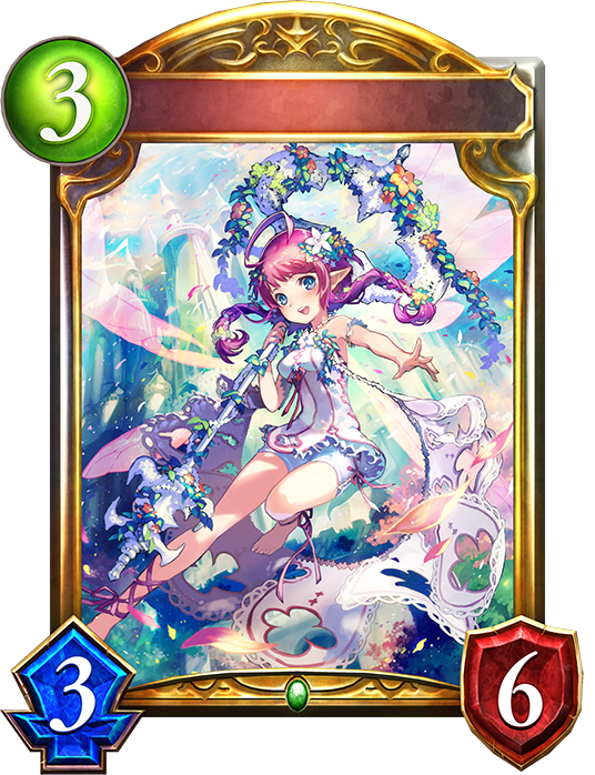 Evolved Magical Fairy, Lilac