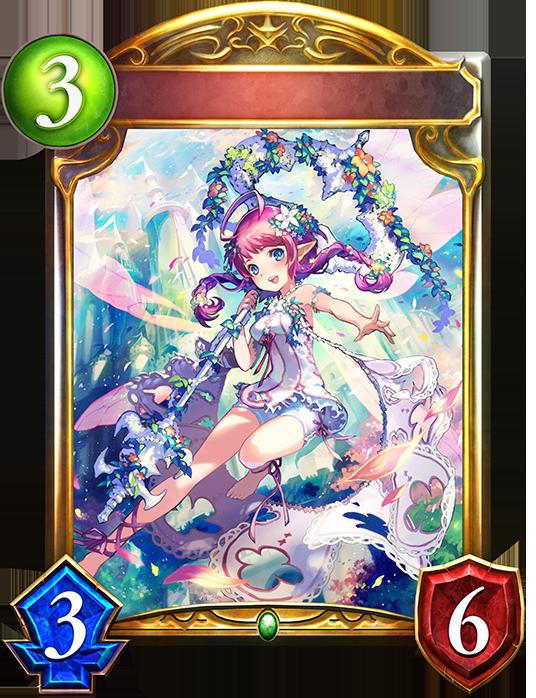 Evolved Magical Fairy, Lilac