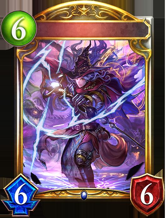 Evolved Master Mage Levi
