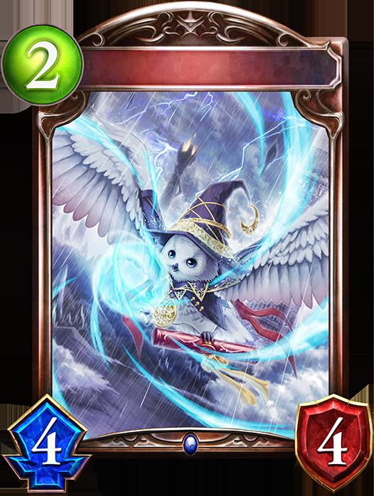 Evolved Magic Owl