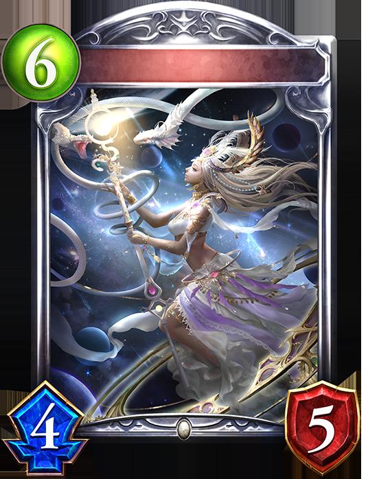 Evolved Star Priestess