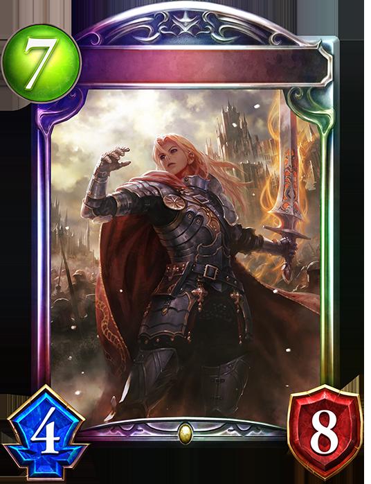 Evolved Arthur, Knight King