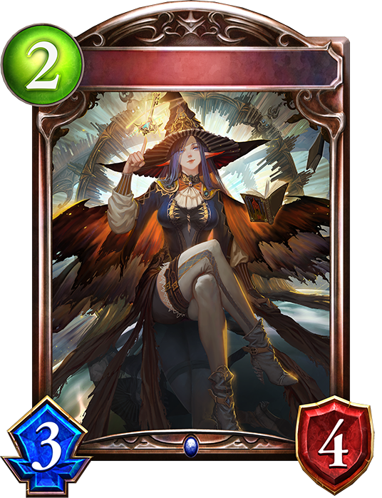 Evolved Witch of Foresight