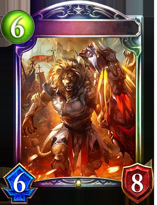 Evolved Ironfist Beast Warrior