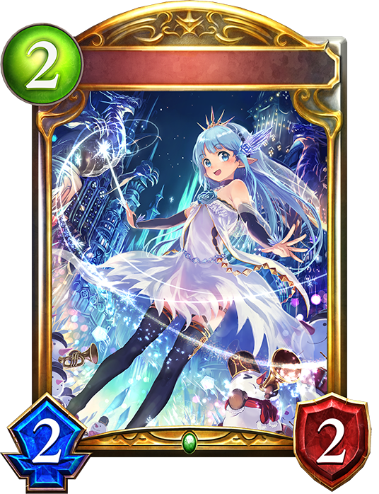 Evolved Lily, Crystalian Conductor