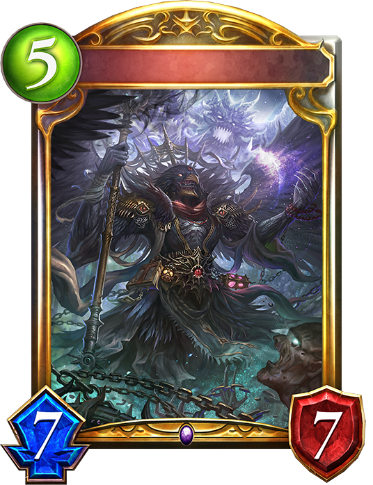 Evolved Crow, Regent of Darkness